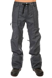 Штаны сноубордические Burton Mb Southside Pnt Blue Denim