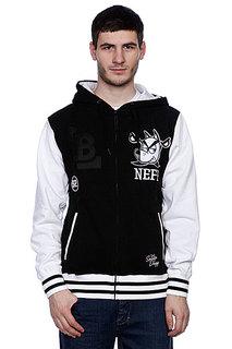 Толстовка утепленная Neff Vizzle Black/White
