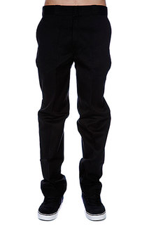 Штаны прямые Dickies Original 874 Work Pant Black