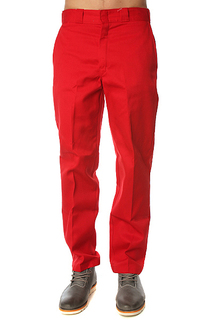 Штаны прямые Dickies Original 874 Work Pant Er English Red