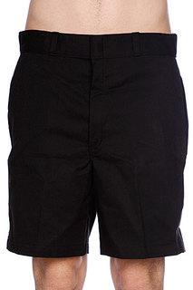 Классические мужские шорты Dickies 8 Traditional Flat Front Short Black