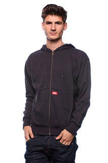 Толстовка Dickies Thermal Lined Hooded Fleece Jacket Dark Navy