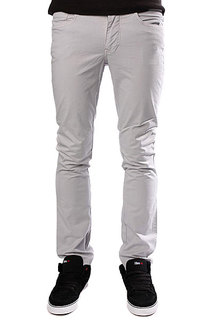 Штаны прямые Dickies Spoon Skinny Fit Pant Solid Grey