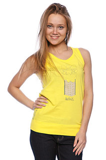 Майка женская Dickies Frenzy Vest Top Canary