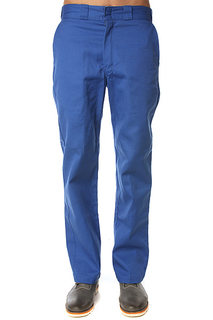 Штаны прямые Dickies Original 874 Work Pant Rb Royal Blue