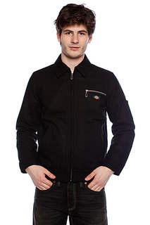 Куртка Dickies Kieran Jacket True Black