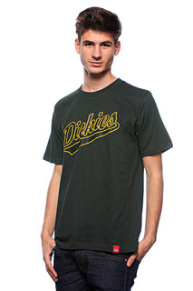 Футболка Dickies Old College Type Hunter Green