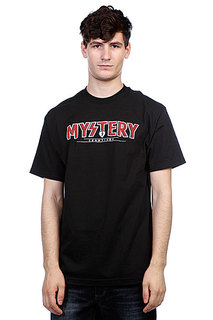 Футболка Mystery Champions Black