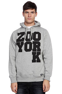 Кенгуру Zoo York Drop K Light Grey Heather