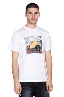 Футболка Dickies Hot Rod Racer White