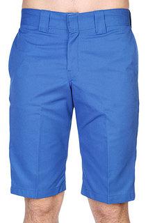 Шорты Dickies 13 Slim Fit Work Short Royal Blue