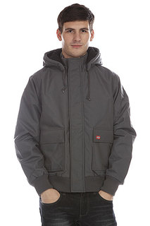 Куртка зимняя Dickies Keane 66 Jacket Charcoal