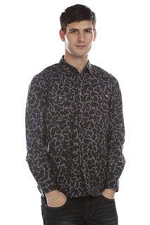 Рубашка Dickies Newkirk Charcoal Grey