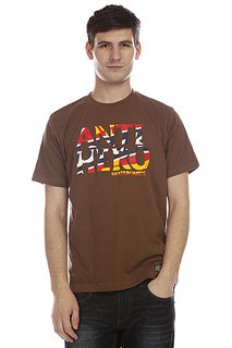 Футболка Dickies Ah Fw11 Dark Brown