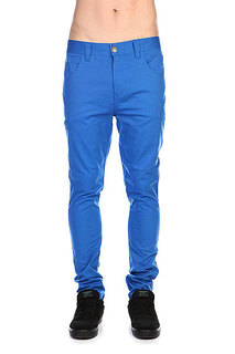Штаны узкие Dickies Kingsville Sky Diverblue