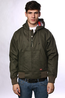 Куртка Dickies Daytona Duck Jacket Dark Olive