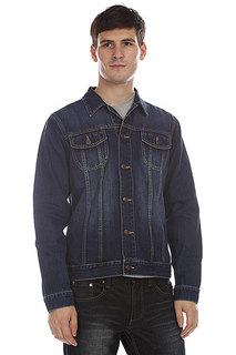 Куртка джинсовая Dickies Fort Worth Stonewash