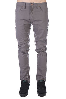 Штаны прямые Dickies Slim Skinny Pant Gravel Gray
