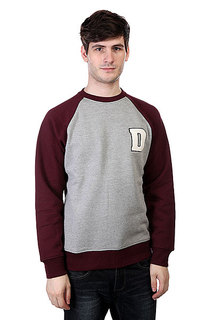 Свитшот Dickies Flat Rock Maroon
