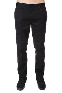 Штаны прямые Dickies Narrow Ft Pnt Black