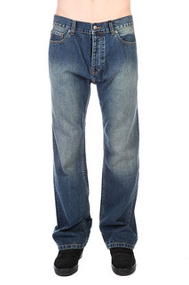 Джинсы широкие Dickies Pensacola Denim Antique Wash