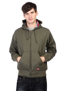 Куртка Dickies Daytona Duck Dark Olive