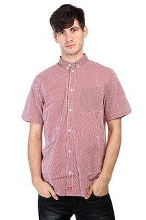 Рубашка в клетку Dickies Commerce Z English Red