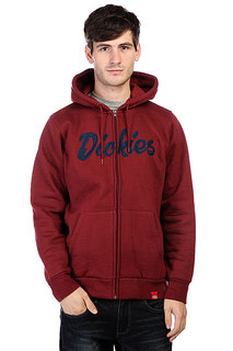 Толстовка Dickies Jameson Hoody Ox Blood