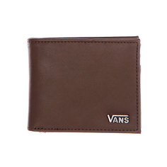 Кошелек Vans Suffolk Wallet Brown
