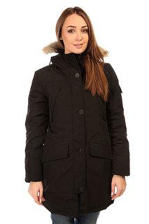 Куртка парка женская Penfield Hoosac Ff Hooded Down Mountain Parka Black