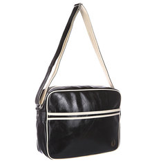 Сумка через плечо Fred Perry Classic Shoulder Bag Black