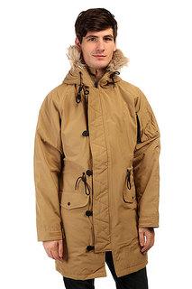 Куртка парка Penfield Paxton Long Insulated Snorkle Jacket Tan