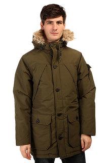 Пуховик Penfield Hoosac Ff Hooded Down Mountain Parka Lichen