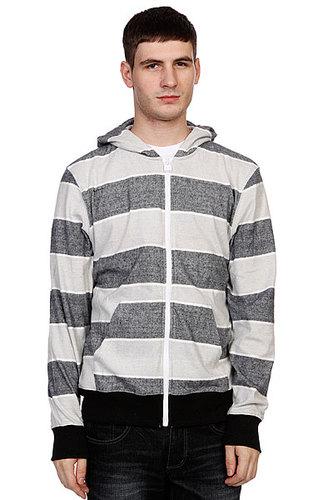 Толстовка с наушниками Hoodiebuddie Big Stripes Grey