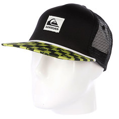 Бейсболка Quiksilver Slappy Black