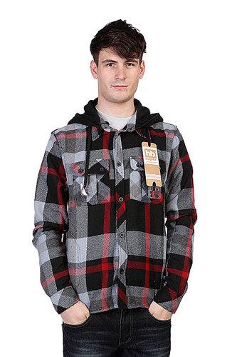 Рубашка с наушниками Hoodiebuddie Woodsman Black