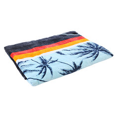 Полотенце Billabong Revival X Large Towel Asphalt