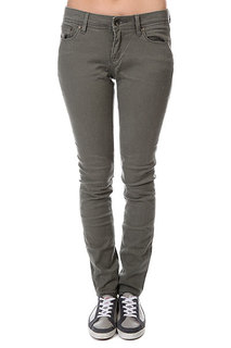Штаны женский Roxy Suntrippers Col J Pant Dusty Olive