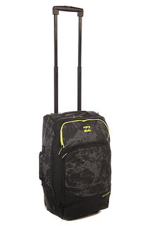 Сумка дорожная Billabong Commute Carry On Bag Black