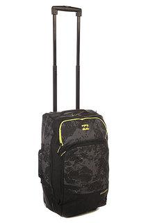Сумка дорожная Billabong Commute Carry On Bag Black