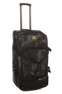 Сумка дорожная Billabong Transfer Travel Bag Black