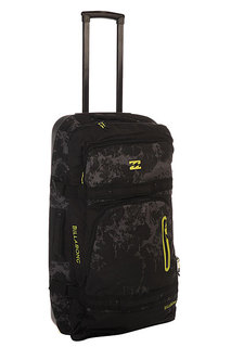 Сумка дорожная Billabong Booster Travel Bag Black