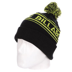 Шапка Billabong Linus Beanie Black