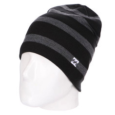 Шапка носок Billabong Thompson Beanie Black