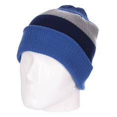Шапка Billabong Slice Reversible Beanie Cobalt