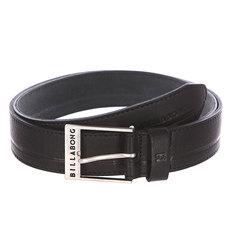 Ремень Billabong Helmsman Belt Black