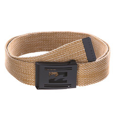 Ремень Billabong Logistik Belt Cinnamon Heather
