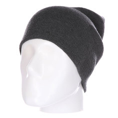 Шапка Billabong Livingstone Beanie Dark Grey Heather