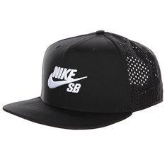 Бейсболка с сеткой Nike SB Perfomance Trucker Black