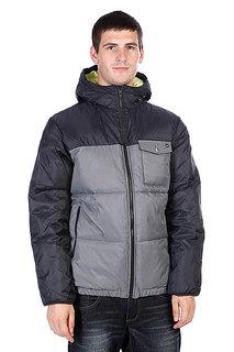 Куртка зимняя Quiksilver Baran Dark Charcoal
